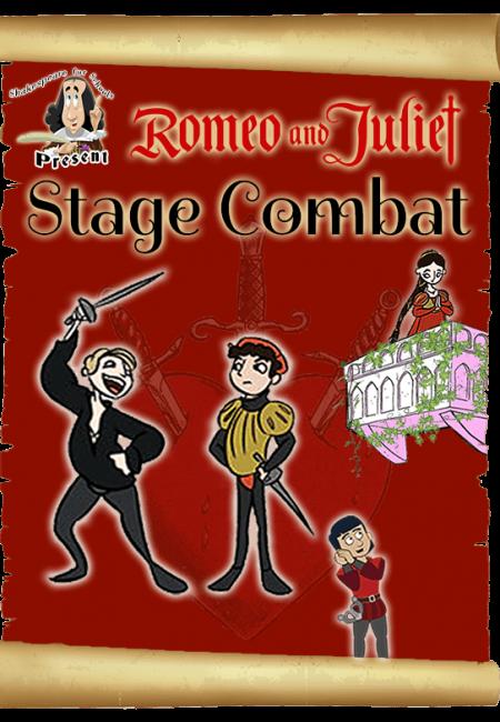 Stage Combat - Romeo & Juliet Poster