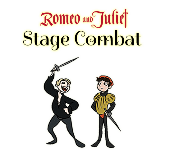 15. Splats Entertainment Shakespeare Plays Romeo and Juliet Stage Combat