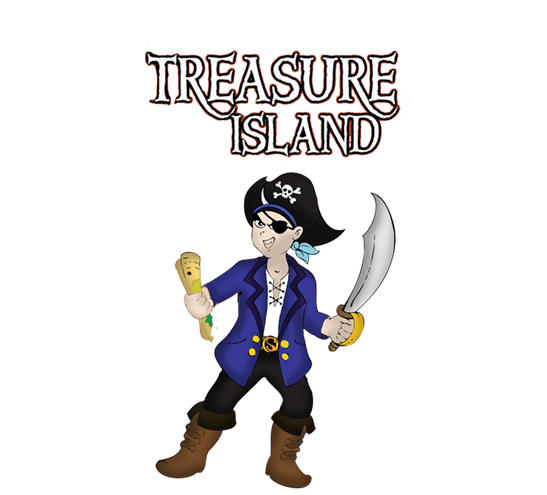 21. Splats Entertainment Make a Play Day Treasure Island