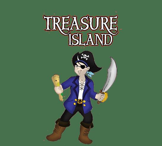 21. Splats Entertainment Make a Play Day Treasure Island