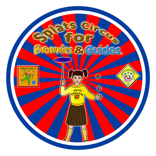 Circus Skills for Brownies and Guides