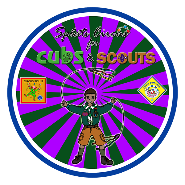 Splats Circus Skills for Cubs and Scouts