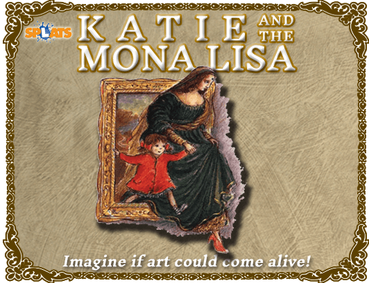 Katie and Mona Lisa Live Poster