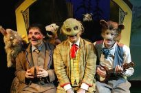 Wind in the willows Touring Show 3