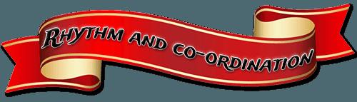 Rhythm and co-ordination
