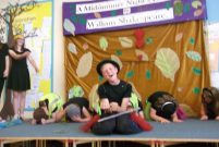 Midsummer Nights Dream Splats Entertainment Shakespeare Play Photo 3