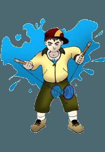 Splats Circus Skills Diabolo