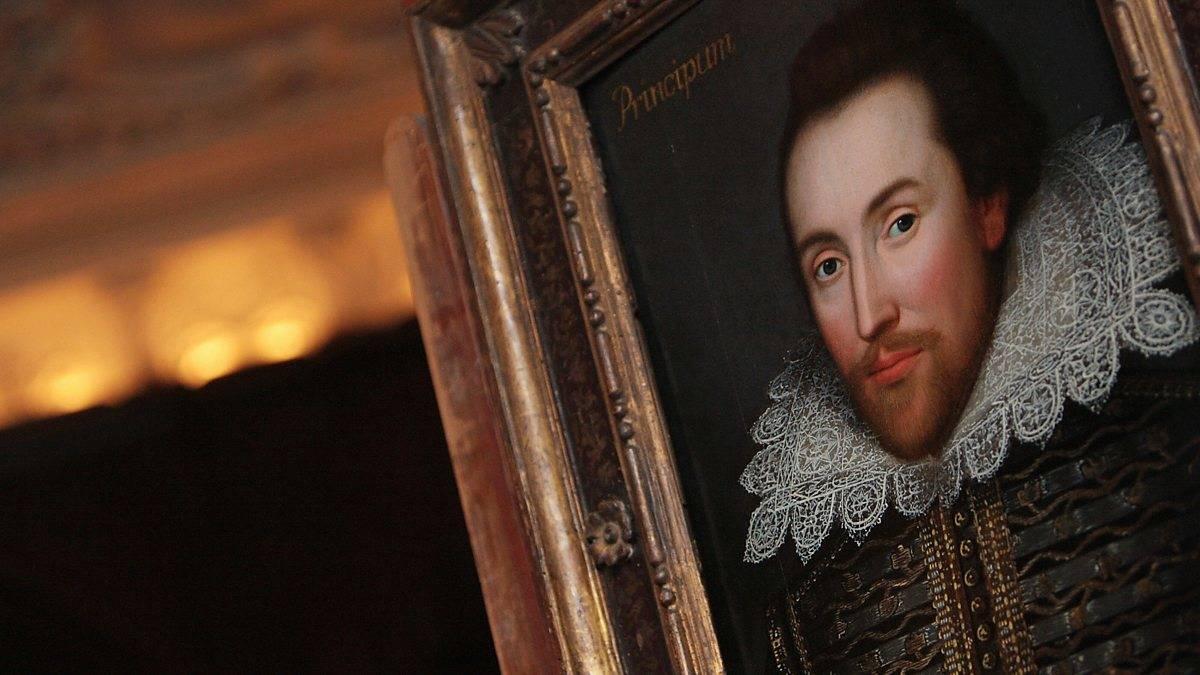 How did Shakespeare speak