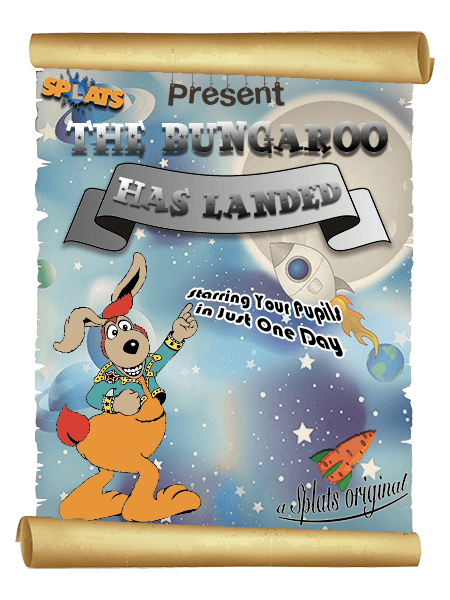 The Bungaroo Has Landed Poster