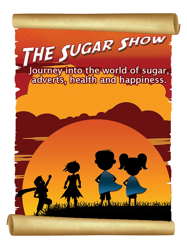 The Sugar Show Poster