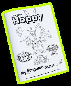 Splats How to be Hoppy Key to Hoppiness-