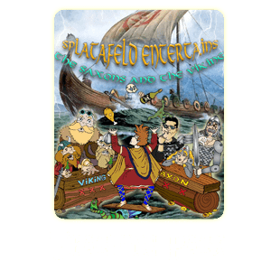 Splats Entertainment The Vikings and The Saxons Resources Teaching Pack