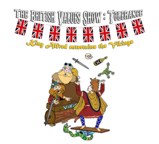 02. Splats Entertainment History Days The British Values Tolerance