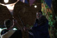 Macbeth Show Splats Entertainment Photo 1