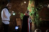 Macbeth Show Splats Entertainment Photo 5