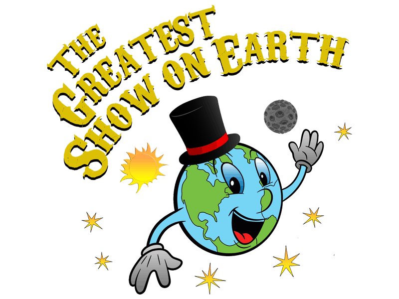 The Greatest Show on Earth Splats Entertainment